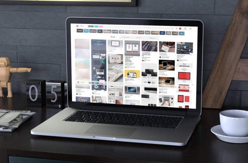 Pinterest pour un site web