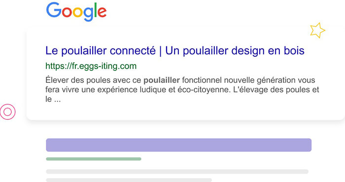 Referencement Google e-monsite