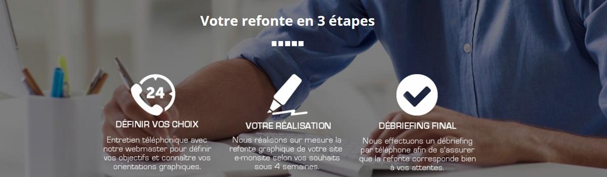 Refontes websyte janvier 2017