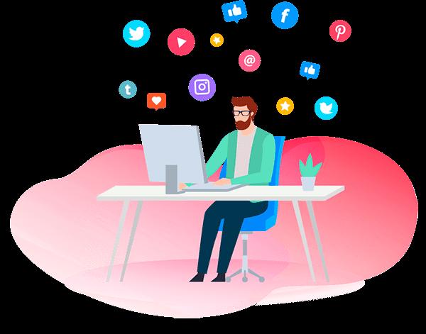 Integrar las redes sociales a tu página emiweb