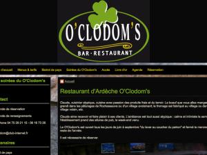 Restaurant oclodoms