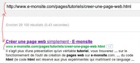 Retrouver un contenu dans le cache de Google