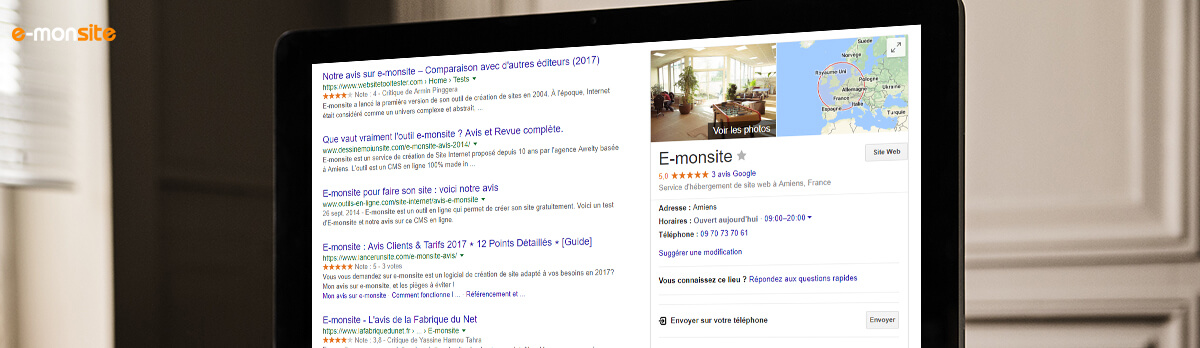 Rich snippets e commerce ems