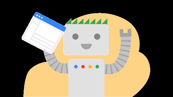 Robot google 1