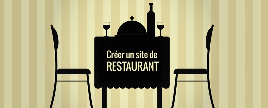 Site de restaurant
