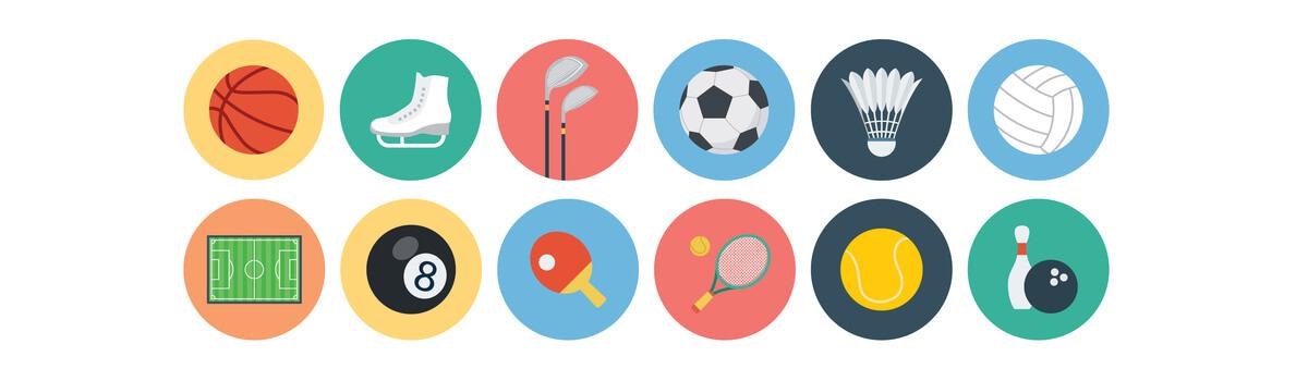 Sites de club de sport