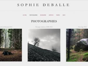 Sophie deballe photographe