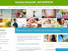 Sylvaine Simoncelli, naturopathe