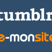 Tumblr e monsite