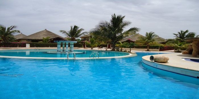 LOCATION VILLA de STANDING - SALY - SENEGAL