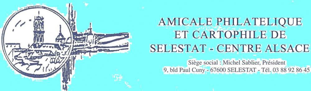 Carto-Phil Sélestat Centre Alsace